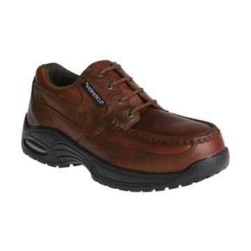 Florsheim Polaris Composite Toe Lace Up Mens Leather Composite Toe Lace Up Shoe