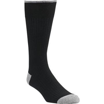 Florsheim Ribbed Tip Sock
