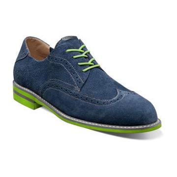 Florsheim Doon Wing Tip 14115 Doon Wing Tip Mens Shoe