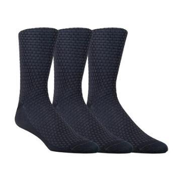 Florsheim 3-pack Nylon Mens Socks