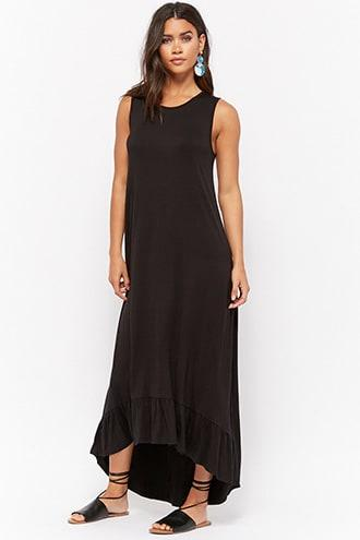 Forever21 Sleeveless Trapeze Dress