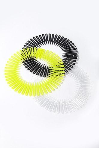 Forever21 Comb Headband Set