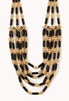 Forever21 Layered Bead Necklace