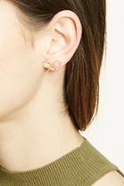 Forever21 Bow Stud Earrings