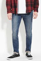 21 Men Men's  Slim Fit Jeans