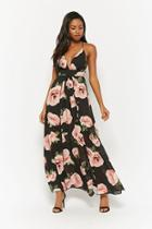 Forever21 Floral Cami Maxi Dress