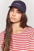 Forever21 Embroidered Dad Cap