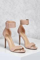 Forever21 Faux Patent Leather Heels