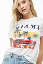 Forever21 Miami Graphic Tee