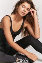 Forever21 Active Ruched Jumpsuit
