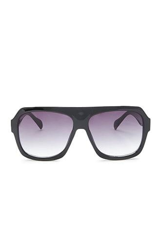 Forever21 Premium Flat-top Square Sunglasses