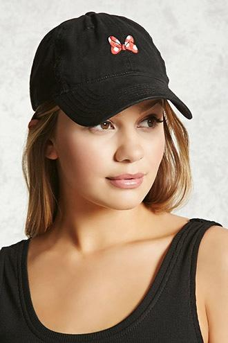 Forever21 Minnie Mouse Baseball Cap