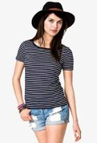 Forever21 Striped Tee