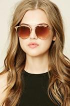 Forever21 Browline Square Sunglasses