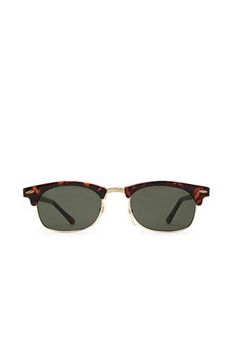 Forever21 Replay Vintage Browline Sunglasses
