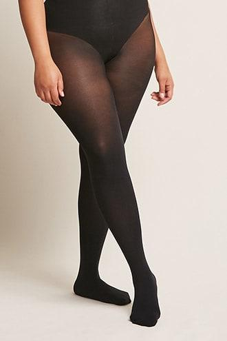 Forever21 Plus Size Assets By Spanx Tummy Shaping Tights