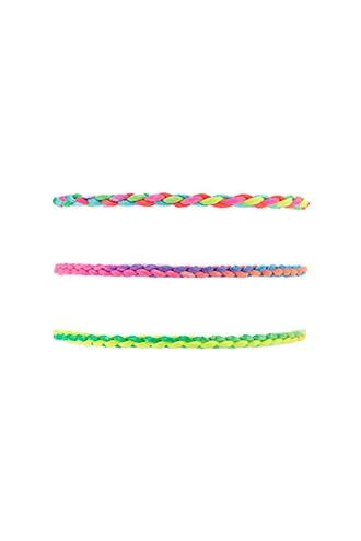 Forever21 Braided Rope Bracelet Set