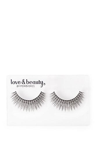 Forever21 Natural False Lashes - 5 Pack