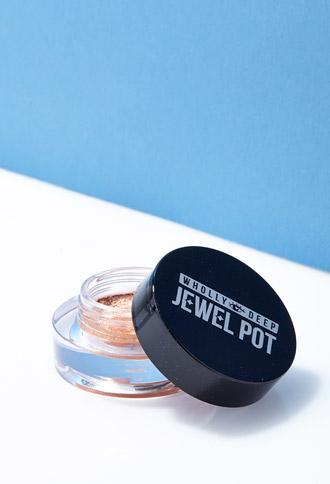 Forever 21 Peripera Wholly Deep Jewel Pot Eye Shadow Gold One Size