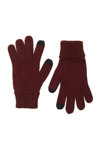 Forever21 Touchscreen Knit Gloves