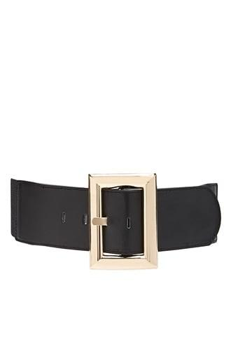 Forever21 Wide Waist Belt