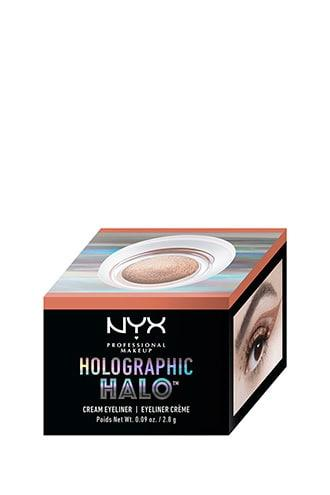 Forever21 Nyx Pro Makeup Holographic Halo Cream Eyeliner