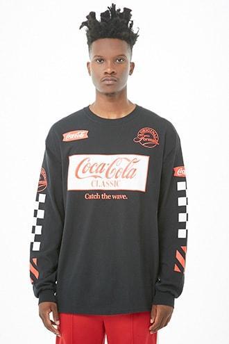 Forever21 Coca-cola Classic Graphic Top