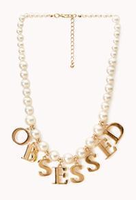 Forever21 Femme Obsessed Necklace