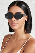 Forever21 Small Oval Sunglasses