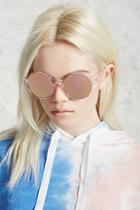 Forever21 Round Tinted Sunglasses
