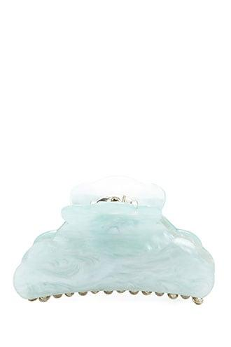 Forever21 Marble Claw Hair Clip