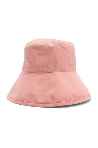 Forever21 Seam-stitched Bucket Hat