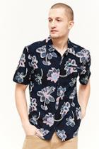 Forever21 Bellfield Floral Shirt
