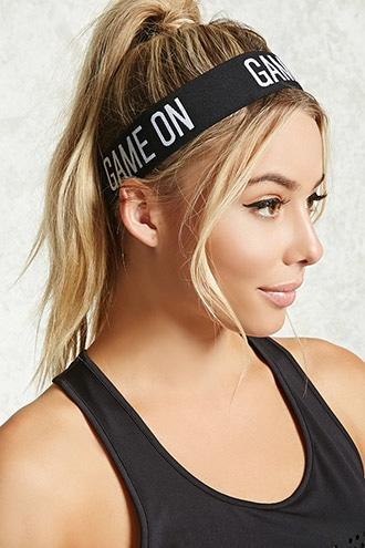 Forever21 Active Game On Headband