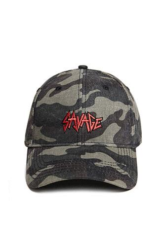 Forever21 Cayler & Sons Savage Dad Cap