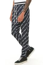Forever21 Drippin Graphic Track Pants