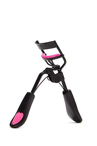 Forever21 Black & Pink Matte Eyelash Curler