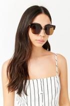 Forever21 Cateye Browline Sunglasses