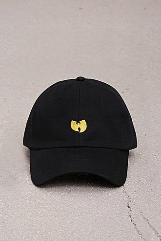 Forever21 Crshr Wu Tang Dad Cap
