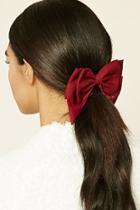 Forever21 Bow Hair Barrette