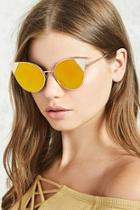 Forever21 Capped Cateye Sunglasses