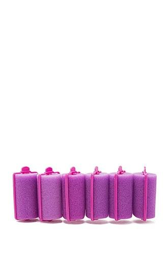 Forever21 Foam Hair Rollers - 6 Ct