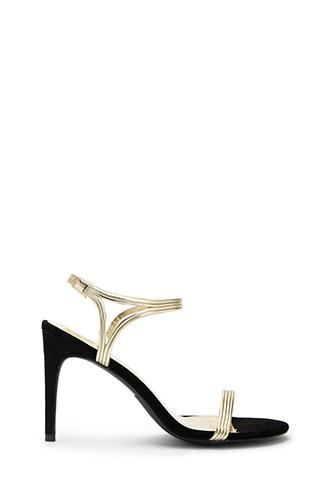 Forever21 Shoe Republic Two-tone Heels