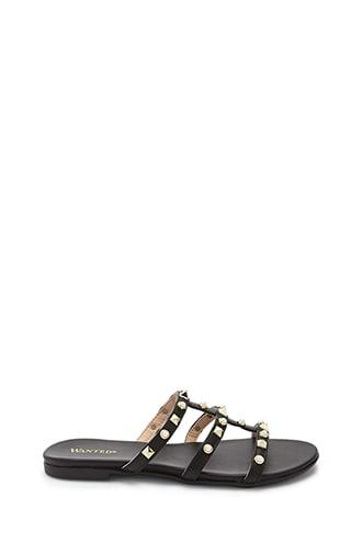 Forever21 Wanted Studded Sandals