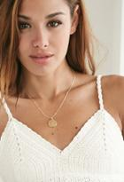 Forever21 Moon And Lola Small Dalton J Necklace