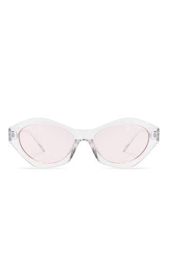 Forever21 Cateye Geo Sunglasses