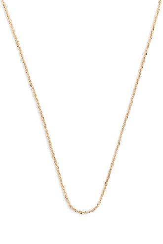 Forever21 Twisted Snake Chain Necklace