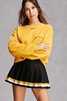 Forever21 Repurposed Pleated Skirt