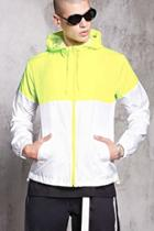 Forever21 Colorblocked Anorak Jacket