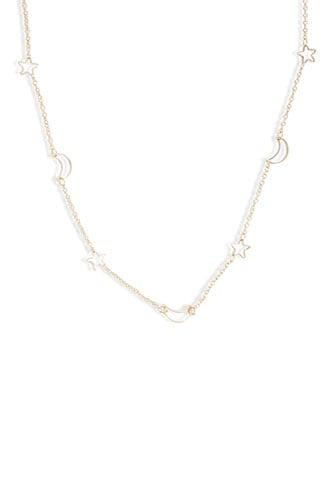 Forever21 Celestial Charm Necklace
